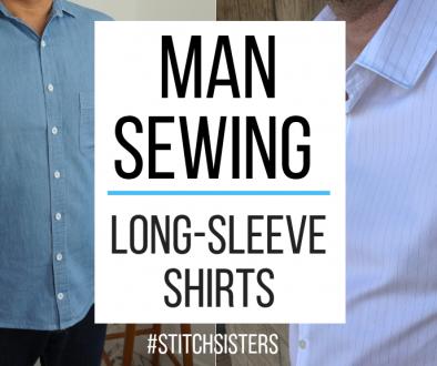 MAN-SEWING LONG SLEEVE SHIRTS
