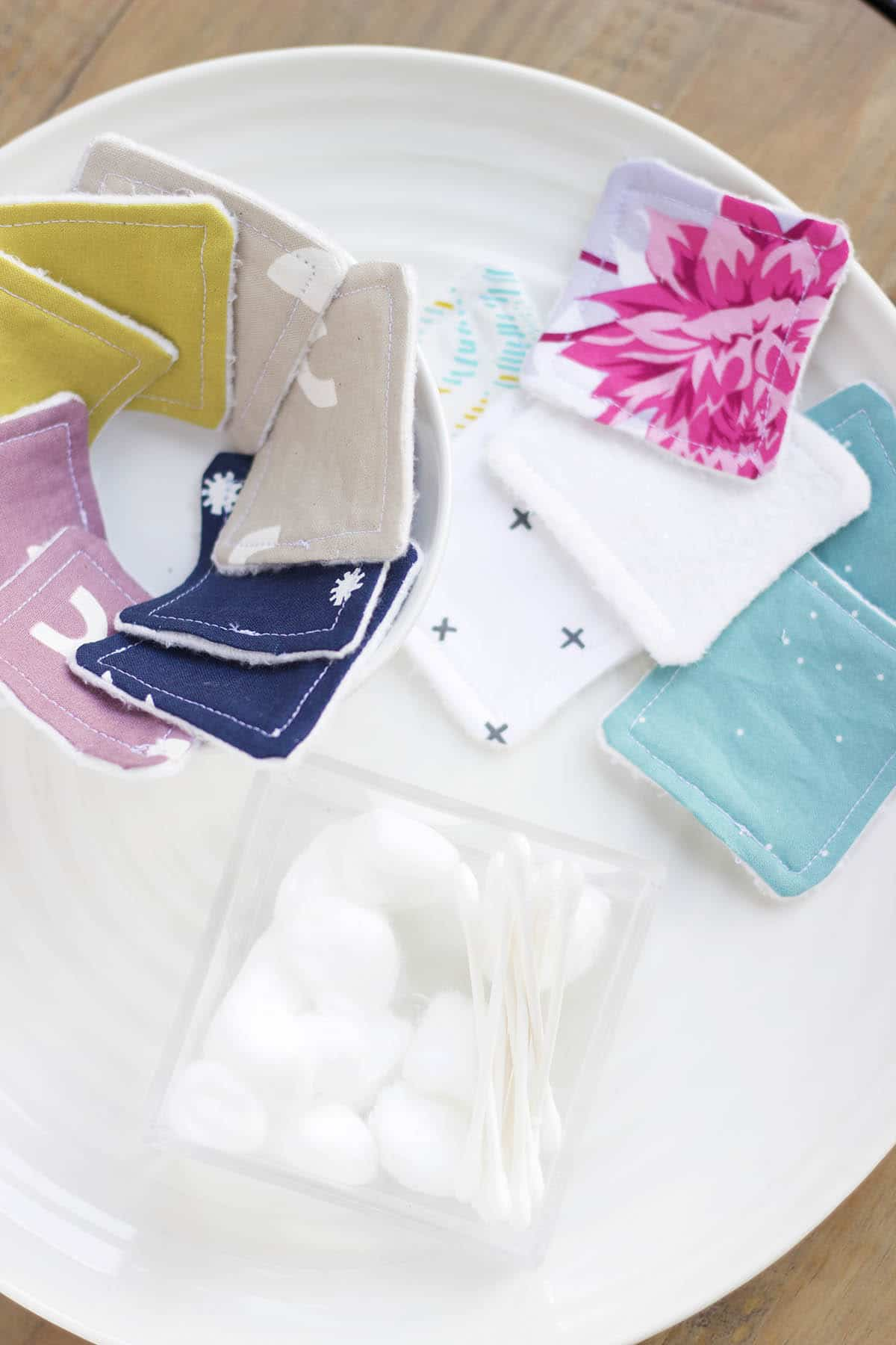 Kakaru Designs makeup removal pads