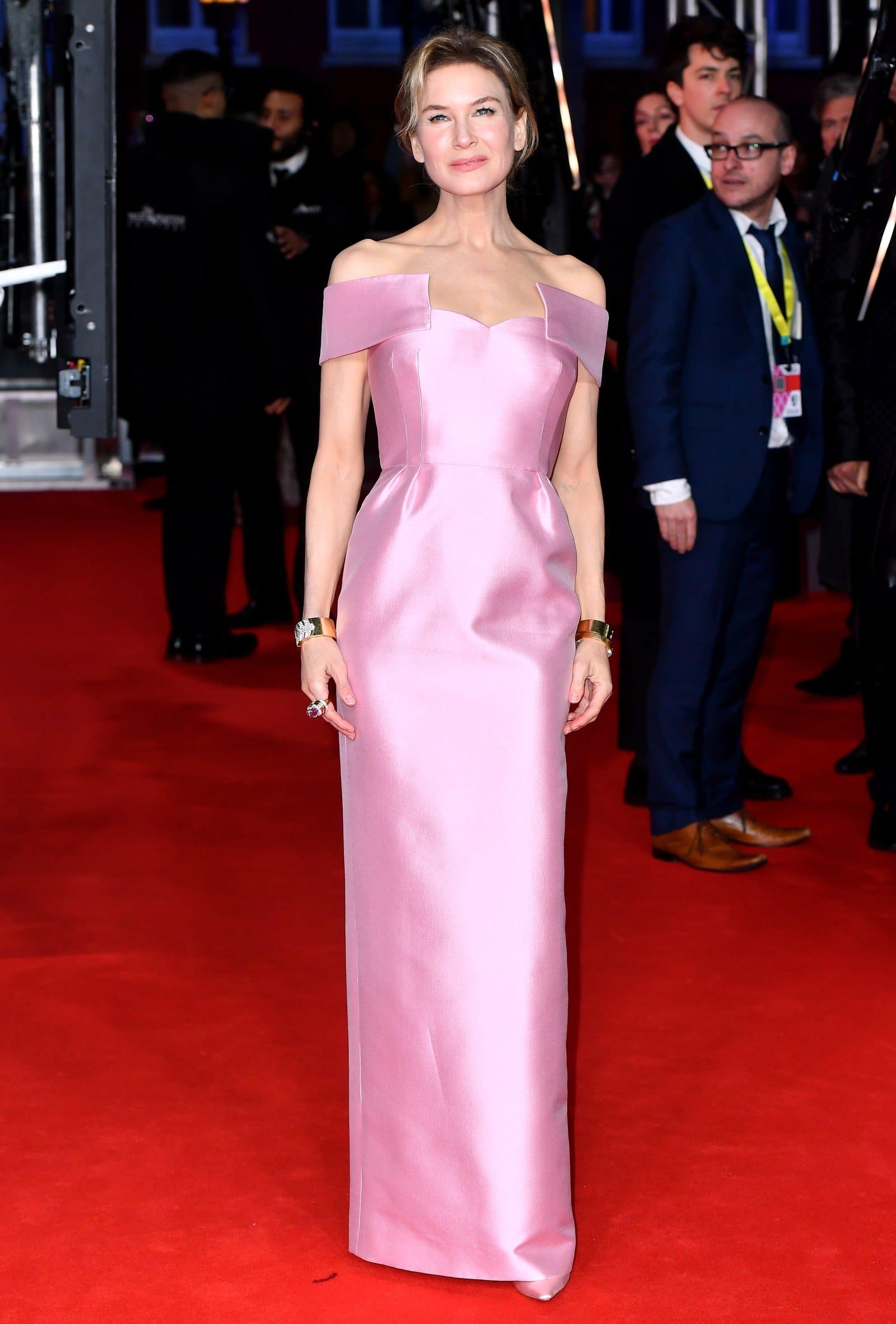 Renee Zellweger BAFTAs 2020