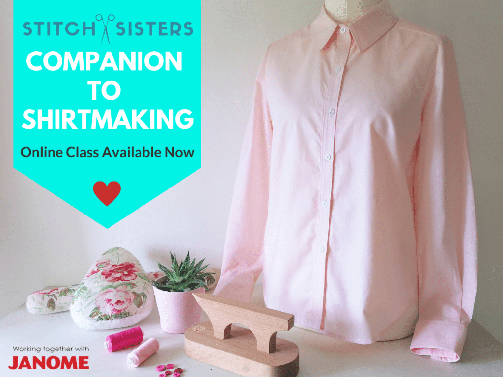 The-Stitch-Sisters-Online-Classes-Companion-To-Shirtmaking