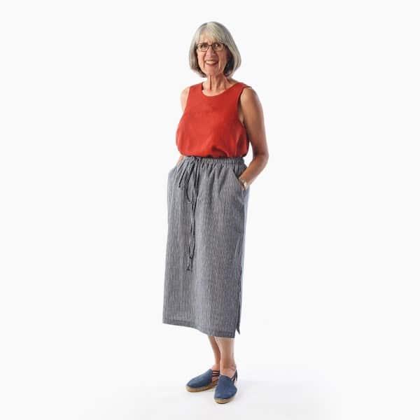 Helen's-Closet-Donovan-Skirt-Lockdown-Sewing