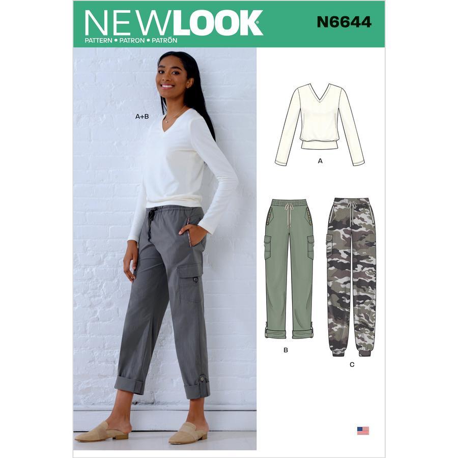 New-Look-N6644-Lockdown-Comfort