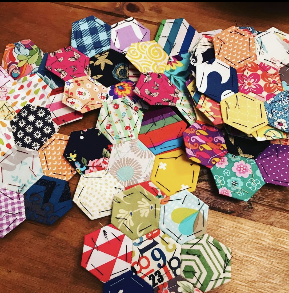 The-Stitch-Sisters-English-Paper-Piecing-EPP-Hexies