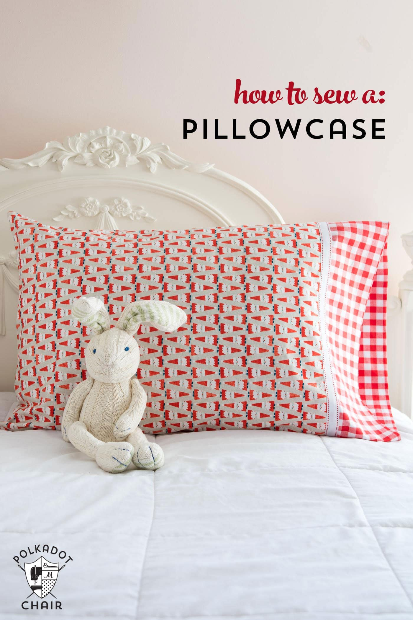 How-To-Sew-A-Pillowcase