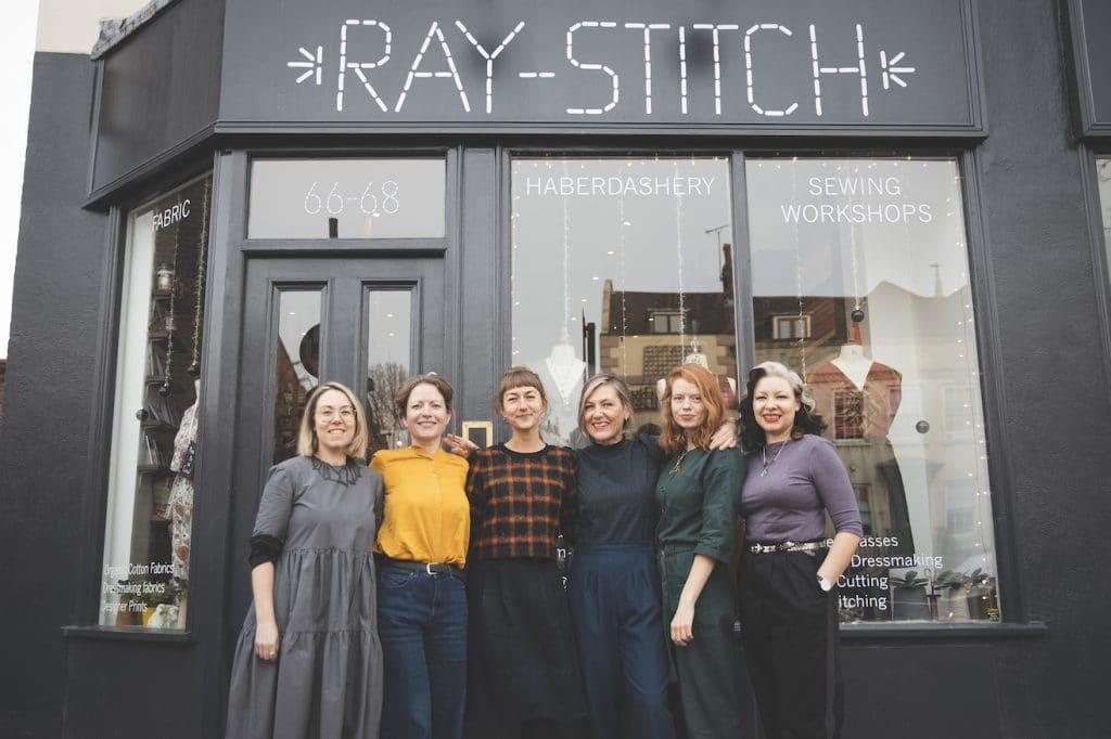 Ray-Stitch