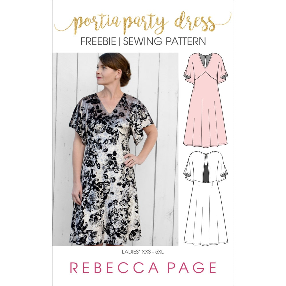Rebecca-Page-Portia-Party-Dress