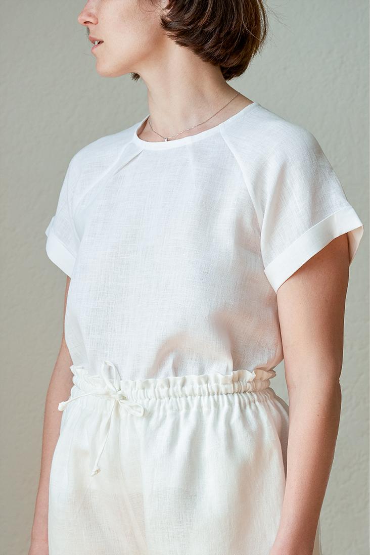 Chelsea-Linen-Raglan-Tee-Fabric-Store-Free-Women's-Top-Patterns