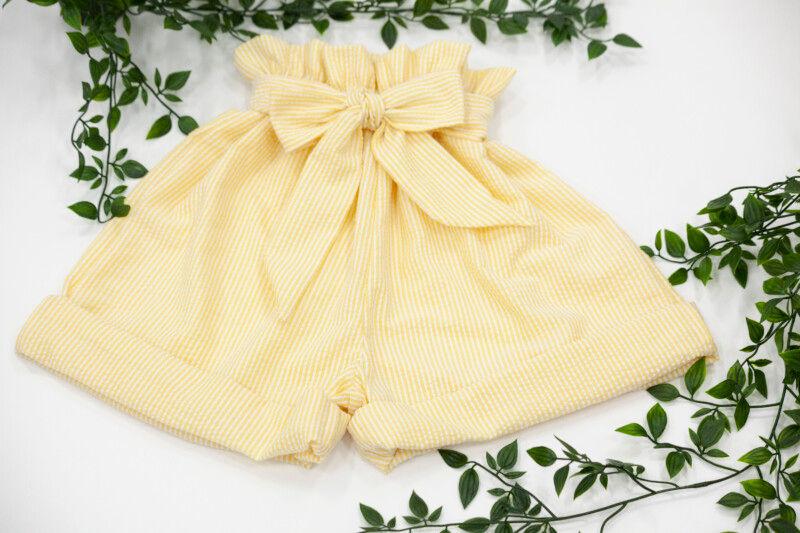 Paper-Bag-Shorts-Mood-Fabrics-Free-Skirt-&-Trouser-Patterns