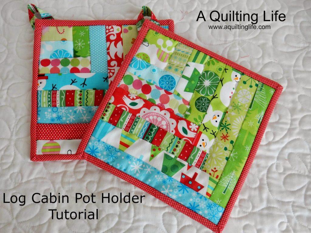 a-quilting-life-log-cabin-potholder-quilting-blocks