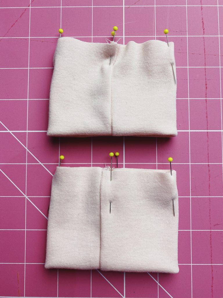 Sewing-cuffs-stitch-sisters-sweatshirt